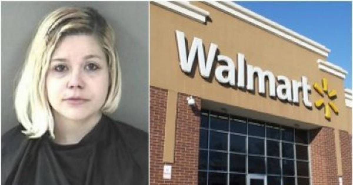 Woman Loads $1825.20 Worth Of Items In Her Cart At Walmart And Tries To Pay Just $3.80 For Everything