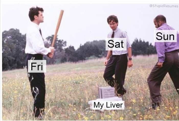 the weekend hits