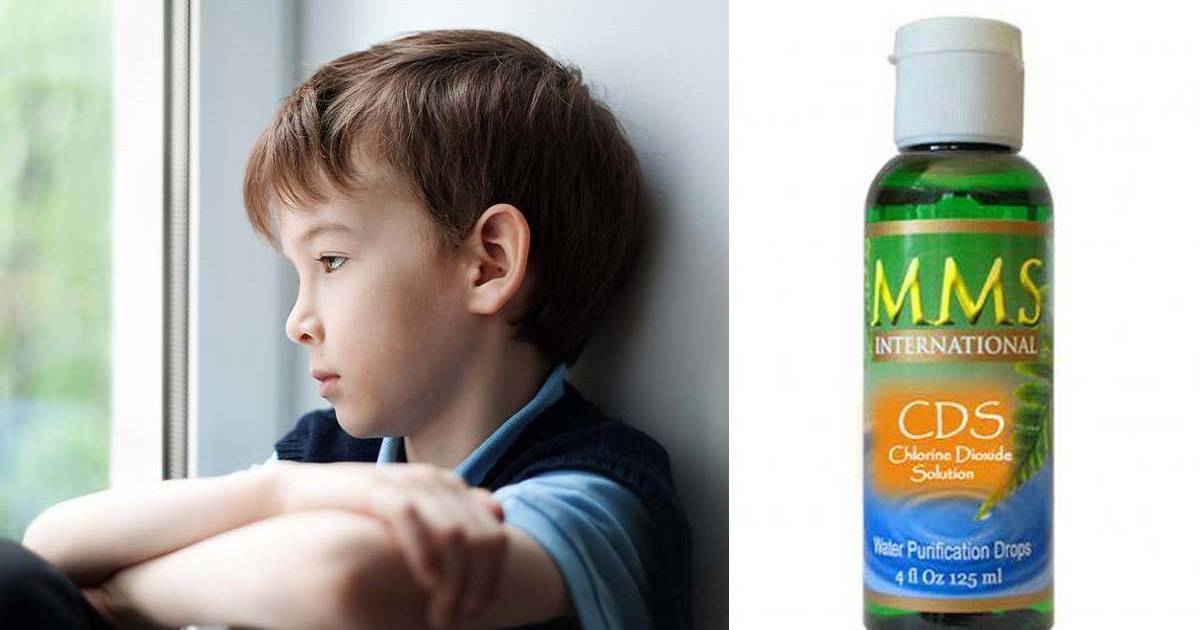 Desperate Parents Are Forcing Kids Drink Industrial Bleach To 'Cure' Autism