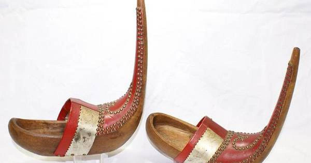 7 Of The Weirdest Shoes You Will Ever See
