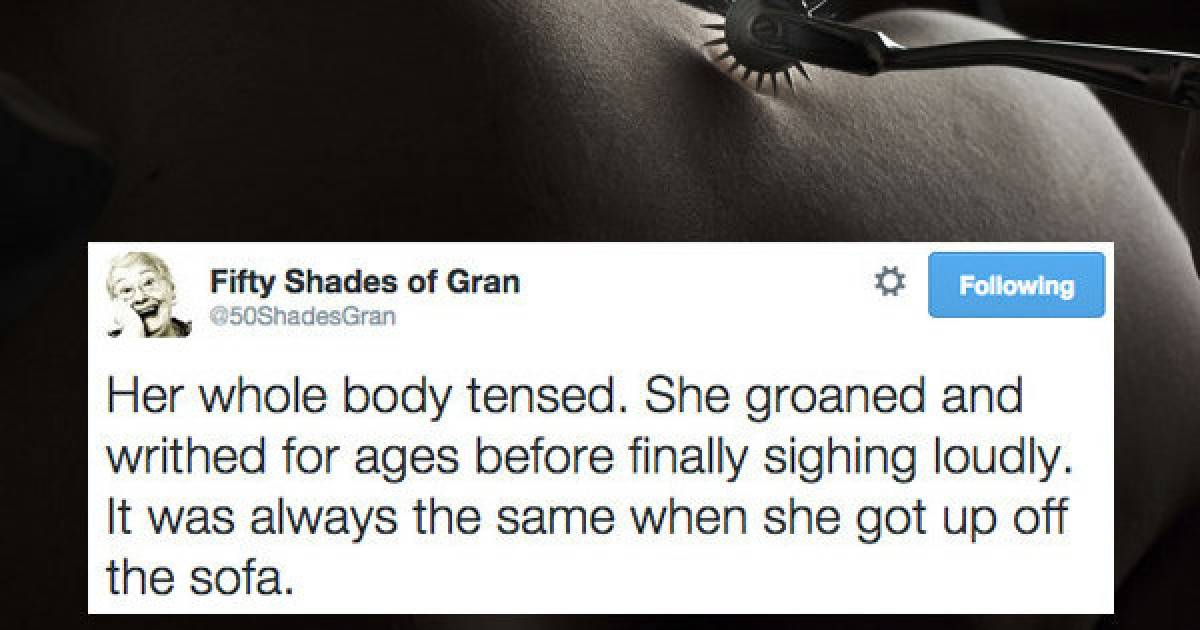 50 Shades Of Gran Might Be The Most Fun Twitter Account You Ever See