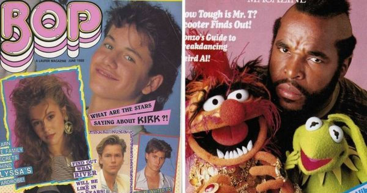 Ten 80s Magazine Covers That Will Totally Give You Flashbacks To A Greater Time