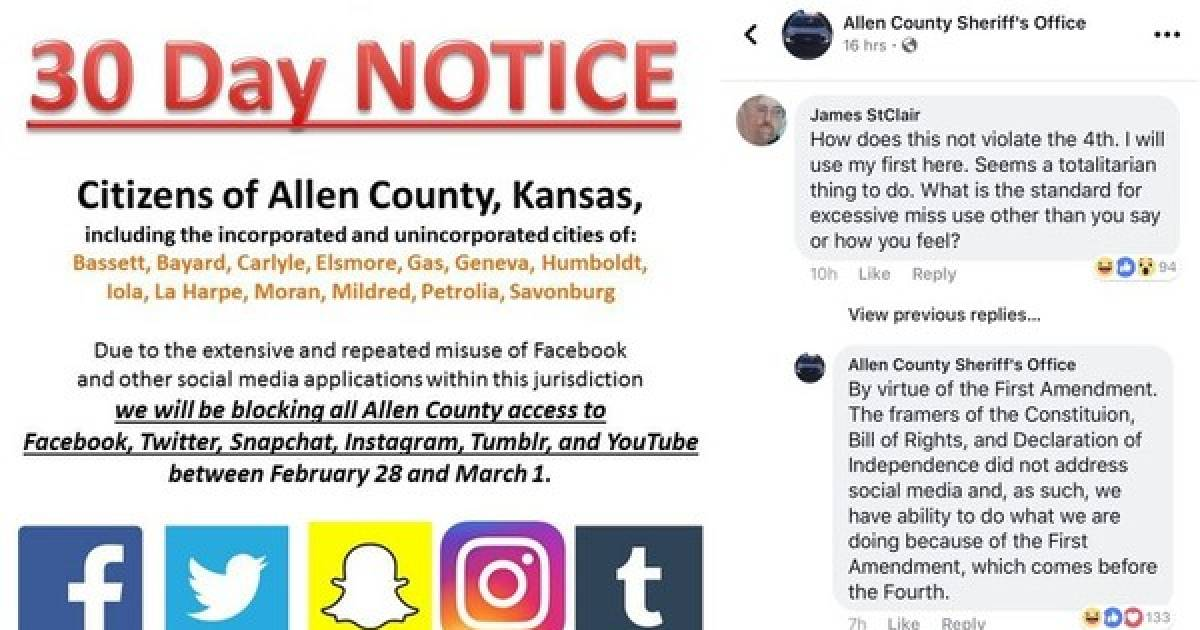 Internet Shutdown Hoax Drives Small Town Crazy And It's The Funniest Thing You Will See Today