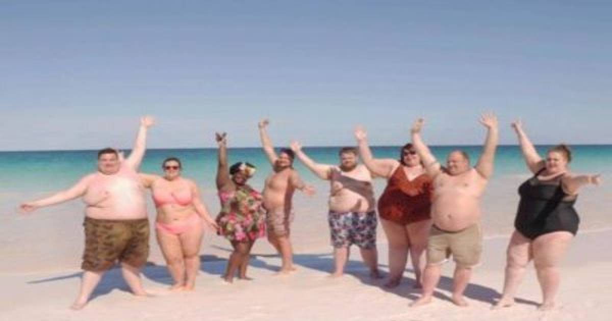 Check Out The Resort That Caters Specifically To Overweight People