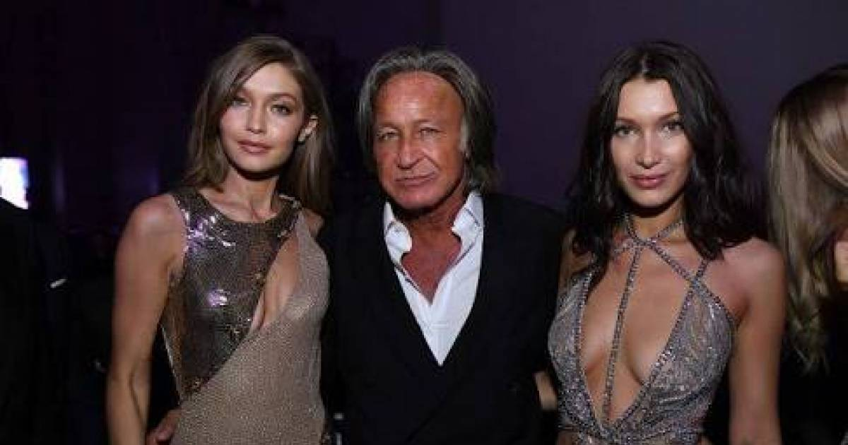 Model Miranda Vee Accused Gigi And Bella's Father, Mohamed Hadid, Of Date Raping Her.