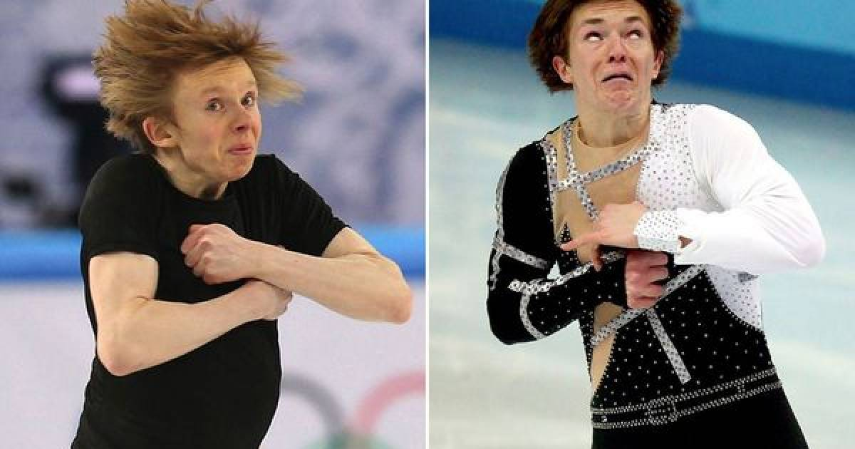 7 Weird Figure Skating Faces That Will Have You Dying of Laughter