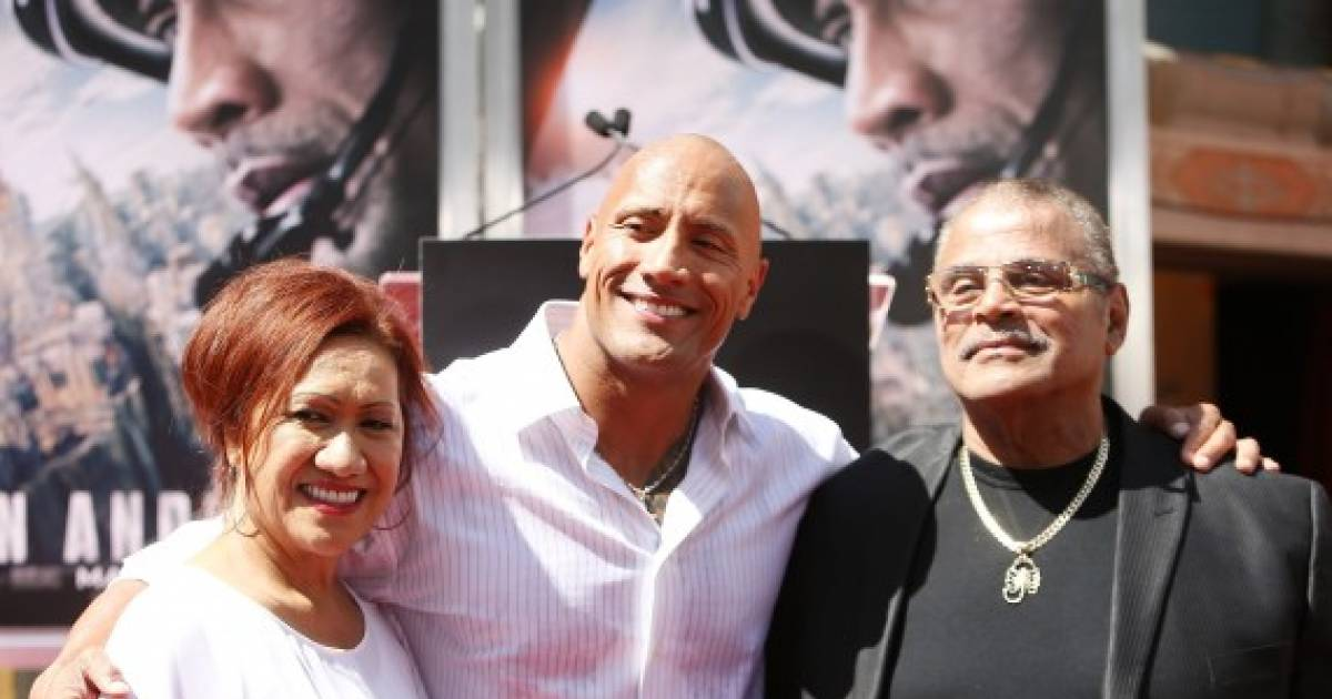 """In A Rare Interview, Dwayne Johnson """"The Rock"""" Opens Up About His Mother's Suicide Attempt When He Was Just 15"""