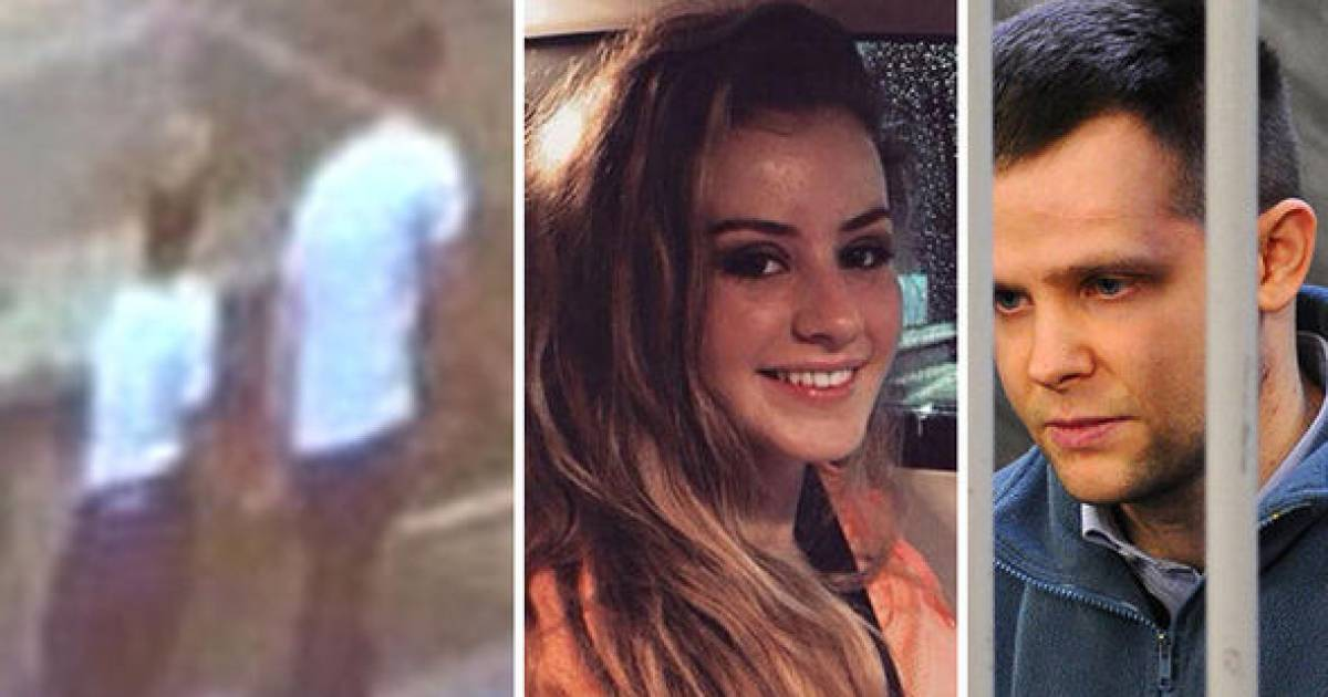 Model Chloe Ayling Seen On CCTV Walking With Alleged Kidnapper The Day Before She Was Released