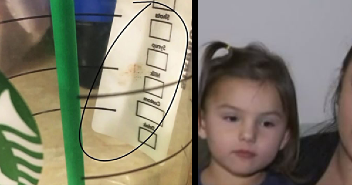 Woman Is Suing Starbucks After Finding Blood On Her Starbucks Cup When Her Toddler Was Licking It