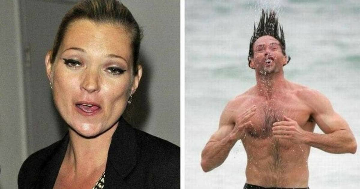 30 Funny Pictures Of Celebrities Having A Bad Day