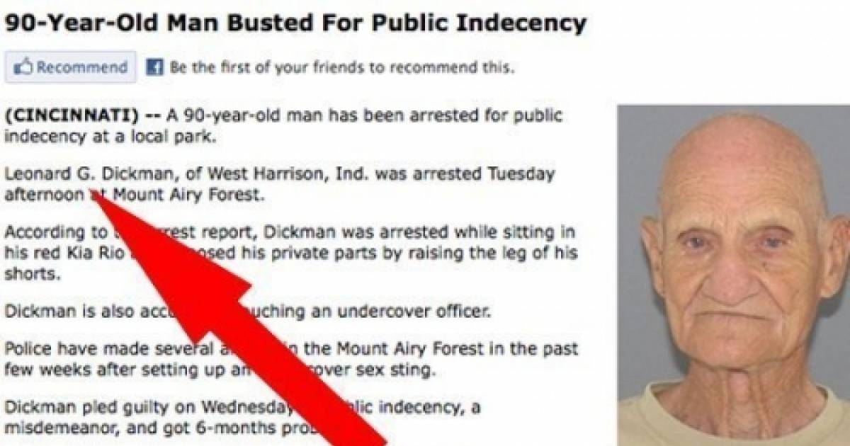 12 Criminals With Really Ironic Names