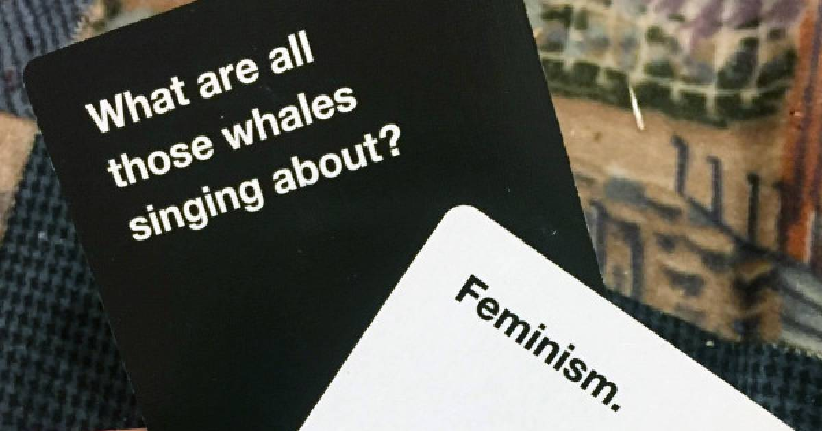 "8 Of The Most Horrible ""Cards Against Humanity"" Pairings Ever"