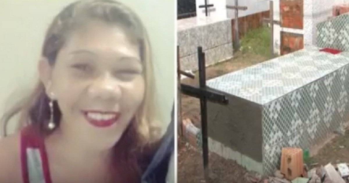 Brazilian Woman Mistakenly Buried Alive, Tried To Fight Her Way Out Of The Coffin