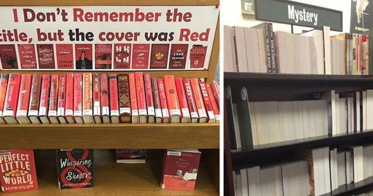 Who Says Librarians Don't Have A Sense Of Humor