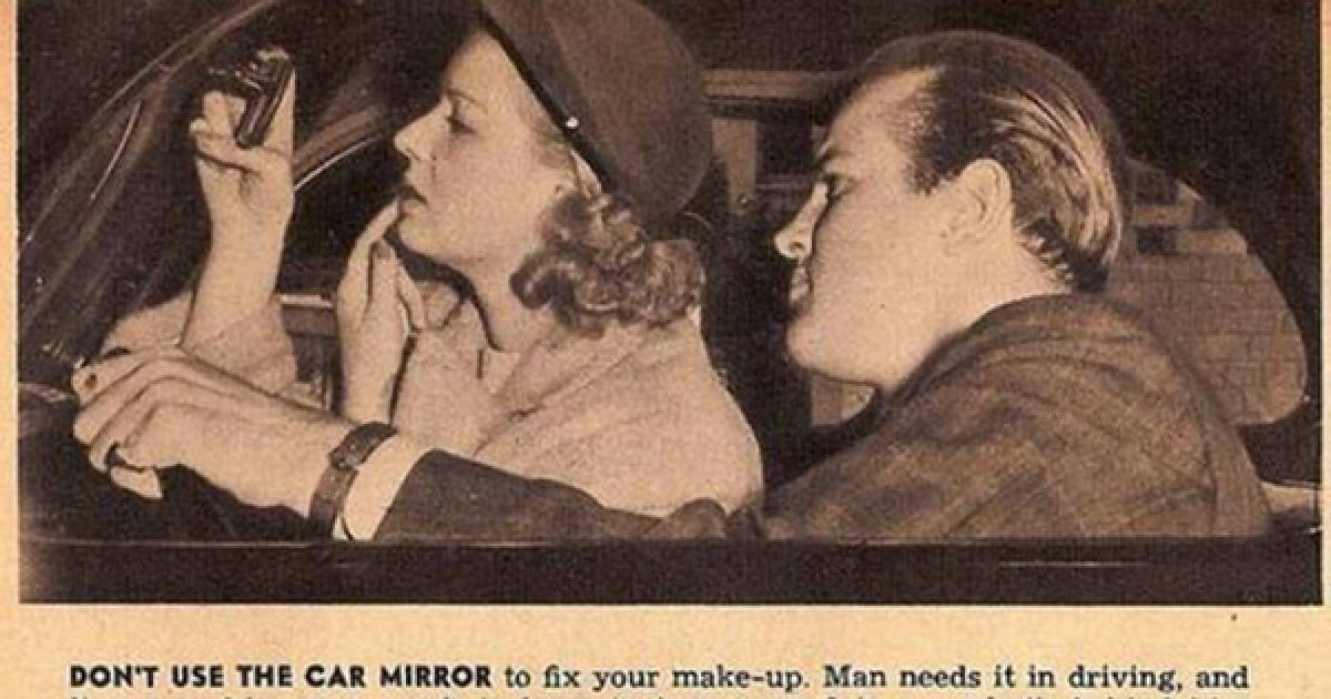 Vintage Dating Tips For Single Women That Are Outrageous And Totally Wouldn't Fly Today