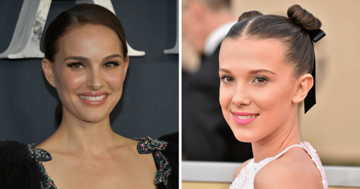 "Natalie Portman Delighted By Comparisons To Look Alike Millie Bobby Brown, Thinks The Young Actress Is More ""Magical"" Than Her"