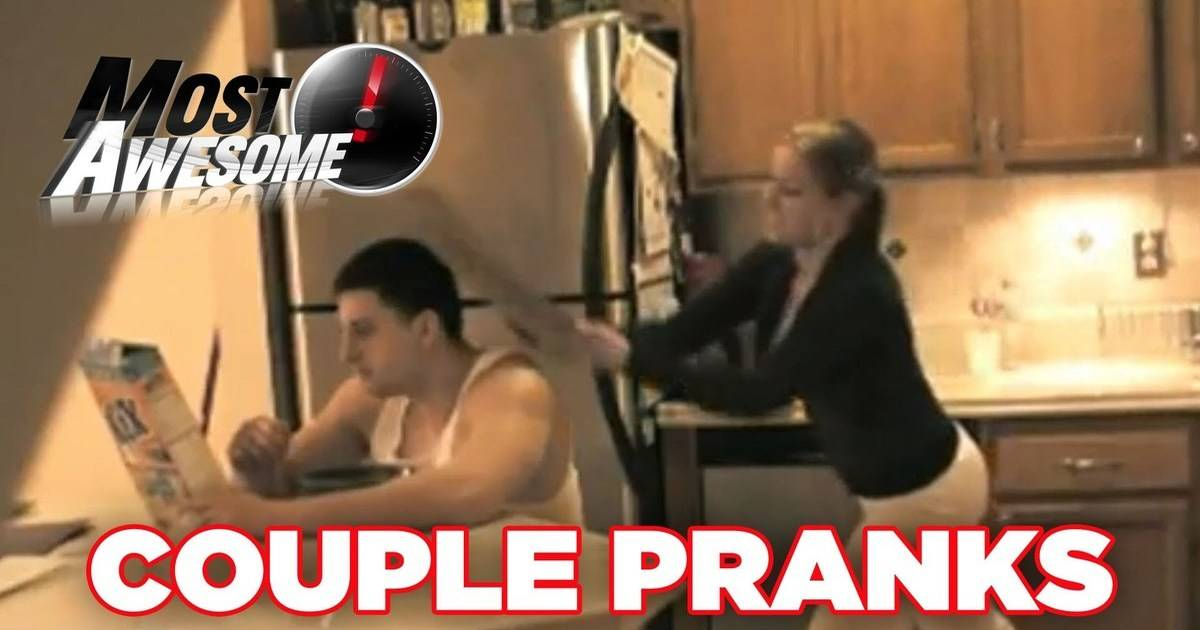 These Couples Get Their Kicks By Pranking Each Other