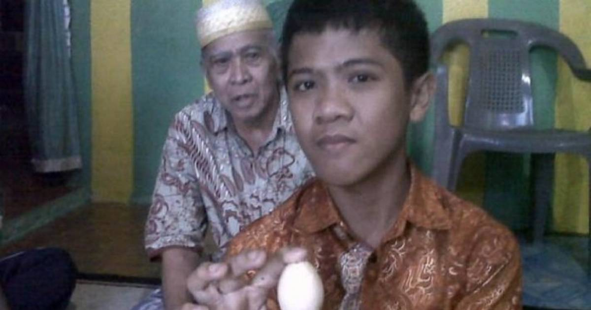 14-Year-Old Boy Claims He Laid Two Dozen Eggs In Two Years