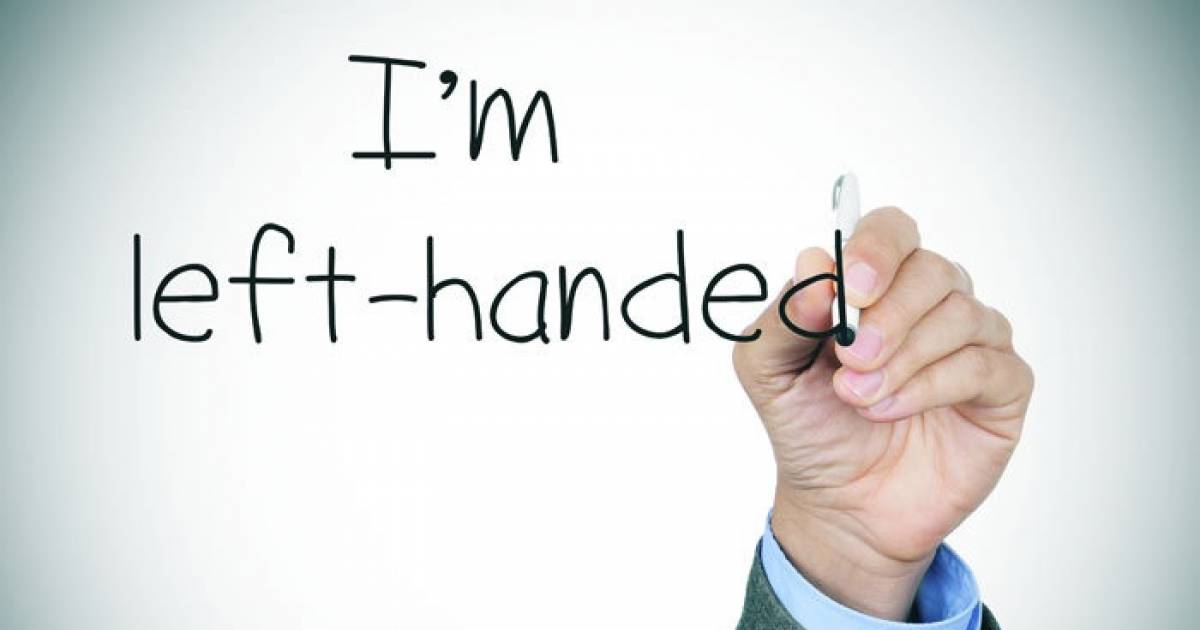 What Makes Left-Handed People So Special?