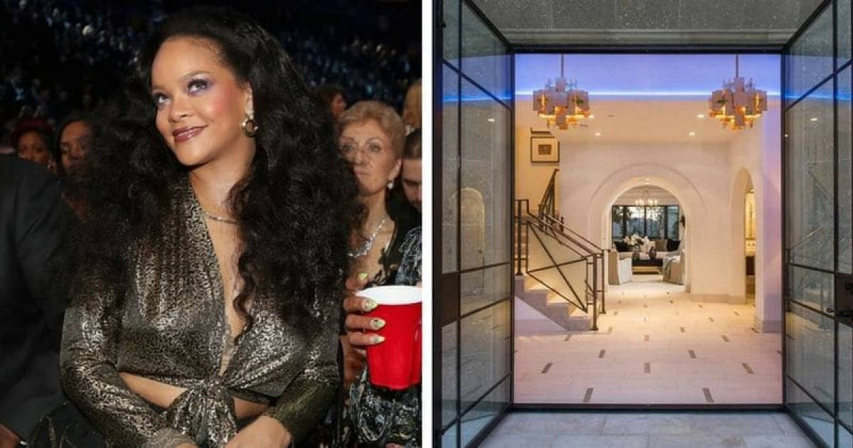 """Queen Of Pop"" Rihanna Sells Her West Hollywood Mansion For $2.85 Million"