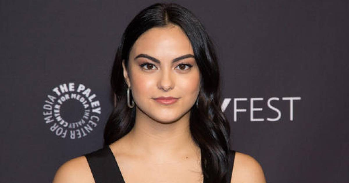 Camila Mendes Posts A Picture Of Her Ripped Jeans Wardrobe Malfunction On Instagram, Handles The Situation Like A Pro