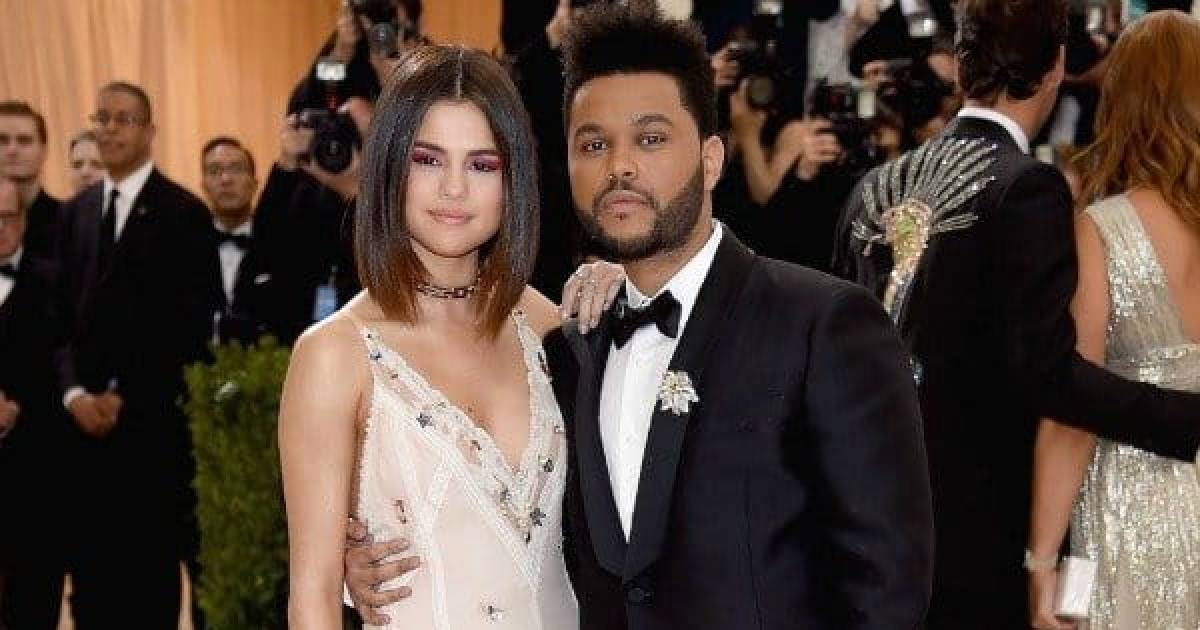"In His Latest Song ""The Weekend"" Hints He Offered Selena One Of His Kidneys Before The Breakup"