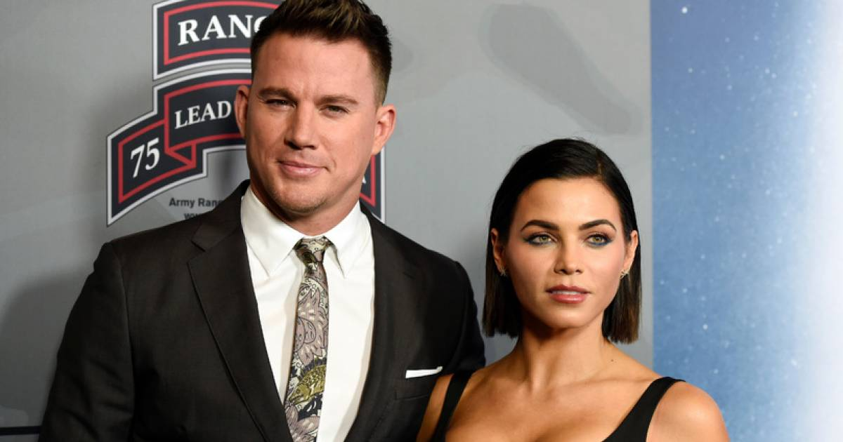 Channing Tatum And Jenna Dewan Separating After Nearly 9 Years Of Marriage