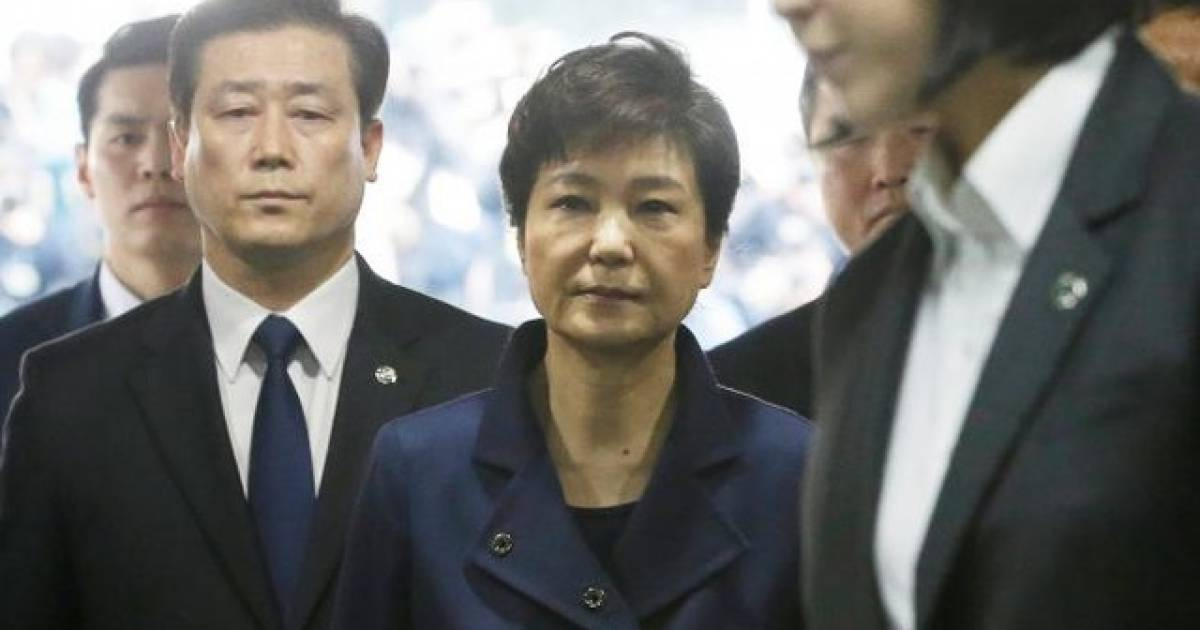South Korea's Former President Park Geun Hye Sentenced To 24 Years In Jail For Abuse Of Power And Corruption