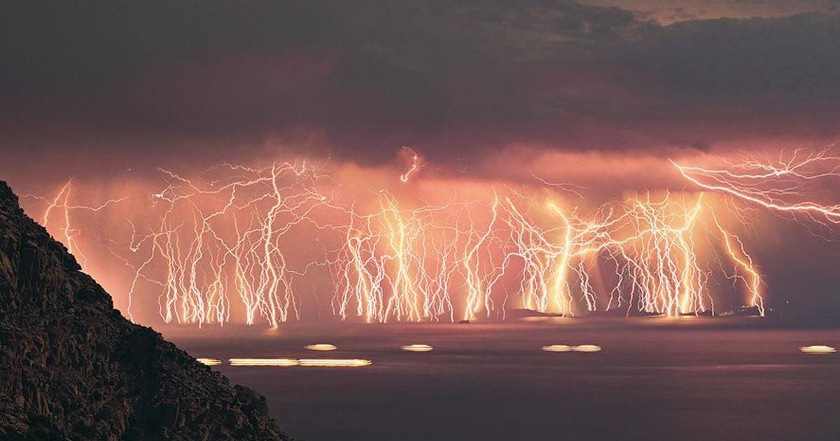 Stunning Natural Phenomenon That Will Leave You In Awe