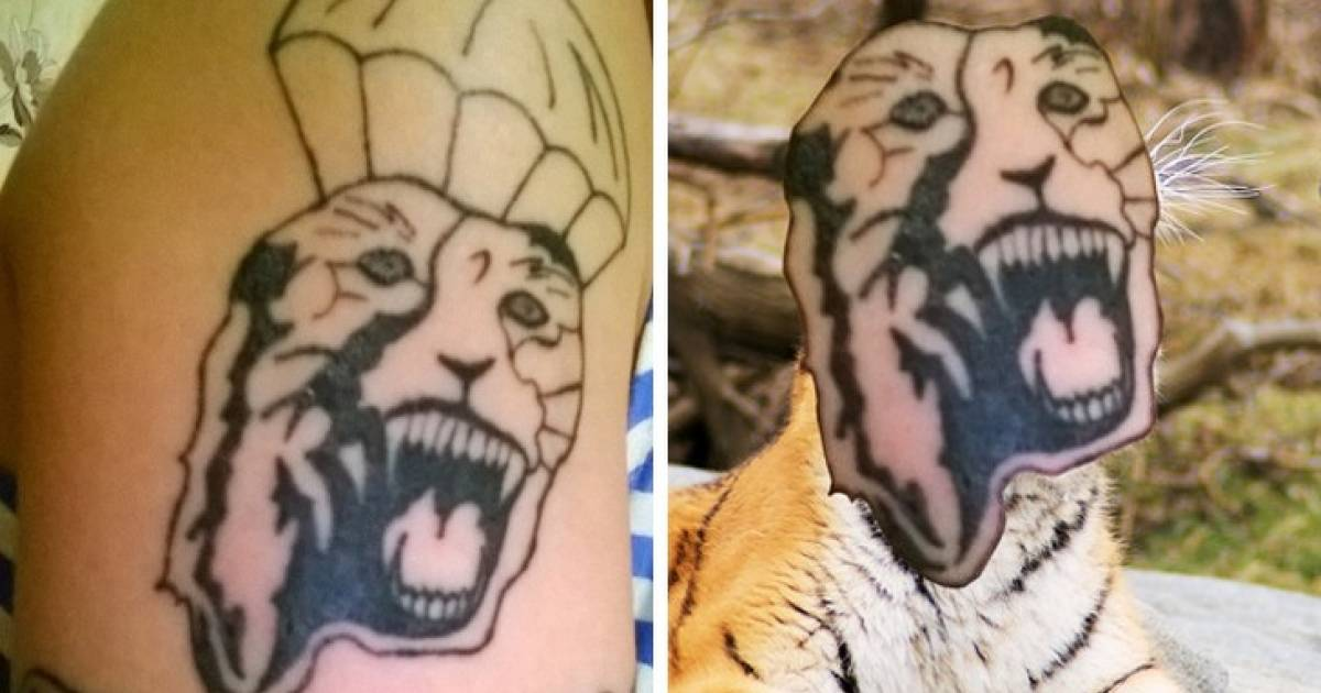 People With Very Regrettable Tattoos