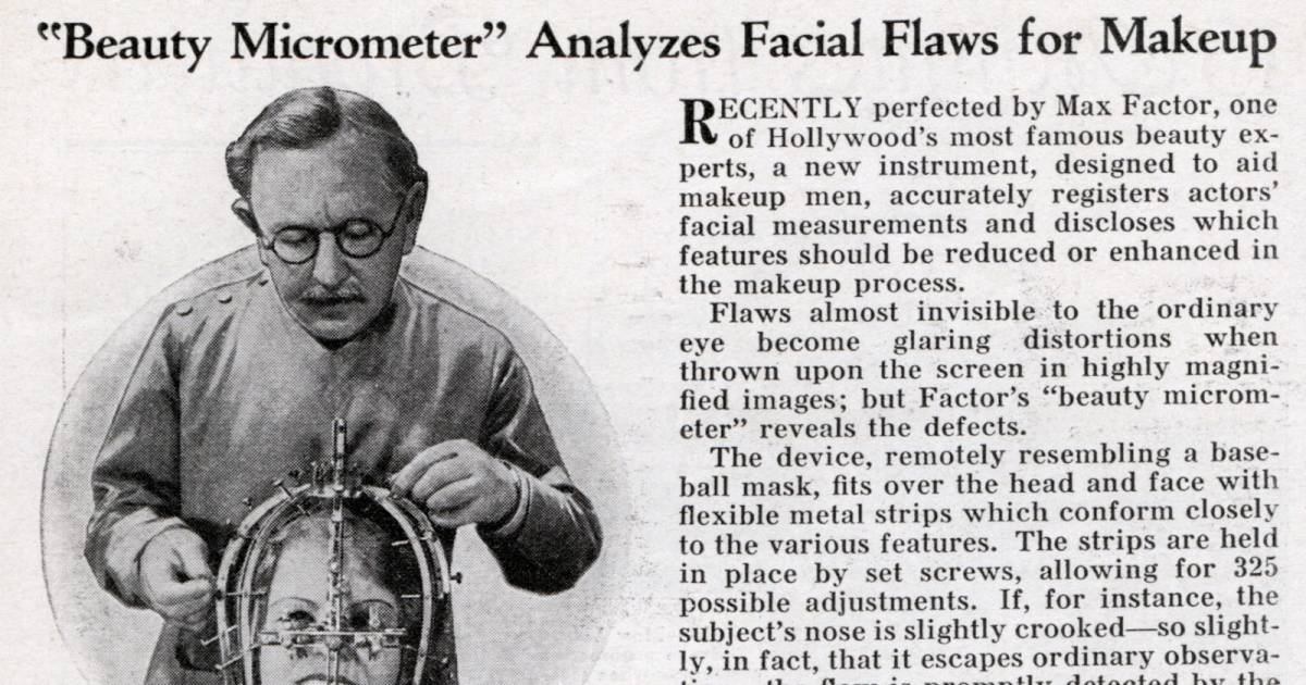 Crazy Beauty Inventions From Yesteryear That Are Thankfully Not Used Anymore