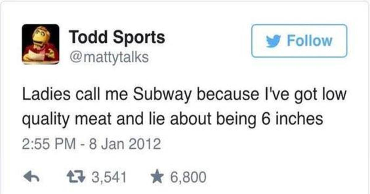 These Are Some Of The Most Hilarious Tweets Out There