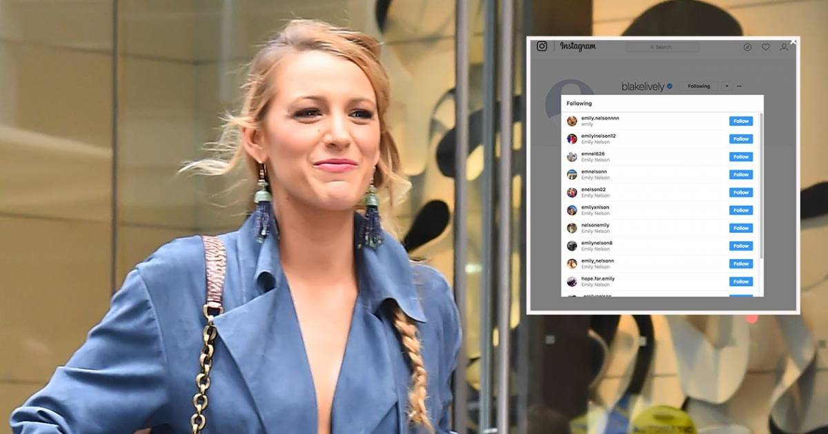 Blake Lively Unfollowed Ryan Reynolds And Deleted Her Instagram Account Leaving Us With Some Serious Questions