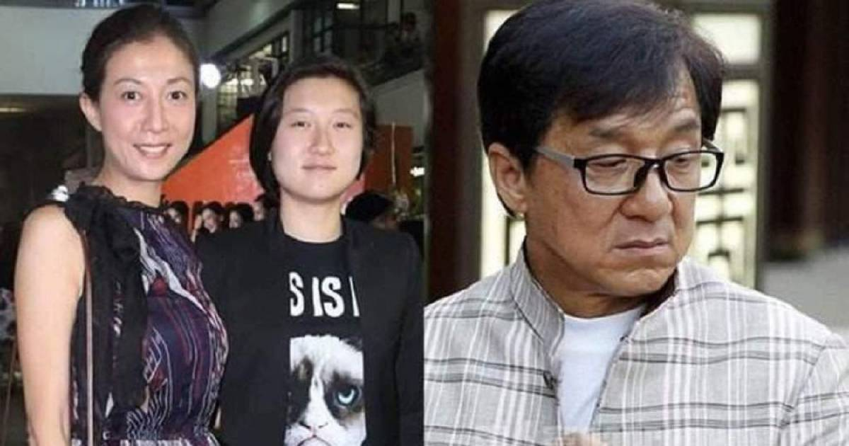 Jackie Chan's Daughter Claims She And Girlfriend Are Homeless Because Of Homophobic Parents