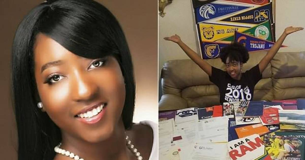 Teen Girl Gets Accepted Into 113 Colleges, Offered Scholarship Worth $4.5m