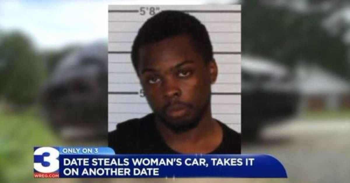 Bold Man Steals His Date's Car So He Could Go On A Date With Someone Else