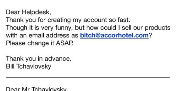 15 Hilarious Times When Workplace Generated Emails Yelded Truly Creepy Results