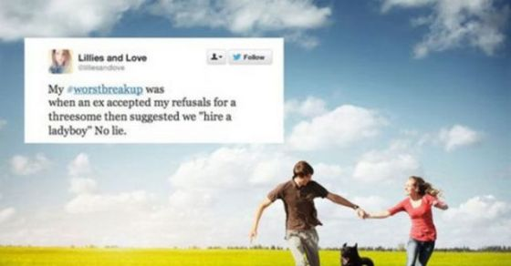 The Worst Break Up Stories Ever Shared on Social Media