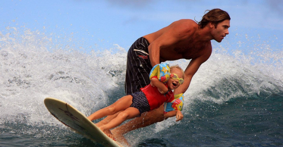 14 Super Dads! Not Many Men Can Manage What You Are About To See Here