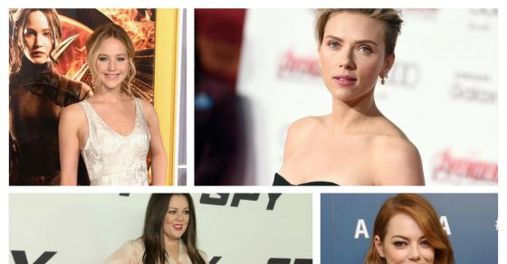 The World's Highest Paid Actresses Of 2015