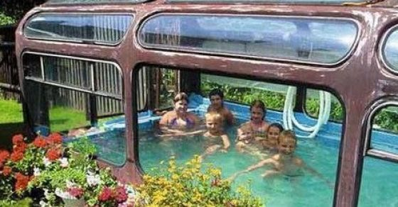 "12 Geniuses That Are Taking The Phrase ""No Pool, No Problem"" To A Whole 'Notha Level"