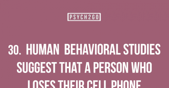 Psychological Facts About Human Behavior
