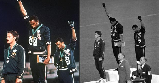 The Story Of The Olympic Athlete Who Was Shunned For Standing Up For His Beliefs