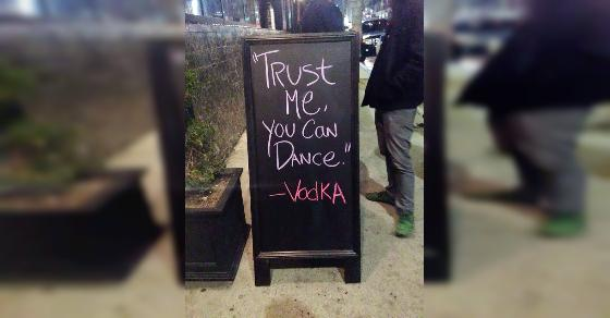 These 22 Hysterically Funny Bar Signs Are Too Hilarious To Be True!