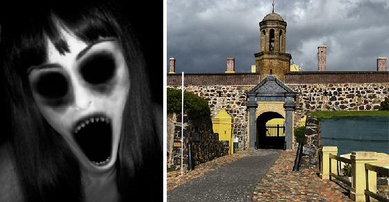 10 Of The Most Haunted Places On Earth