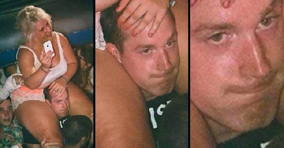 11 Guys Who Regret Offering That Shoulder Ride