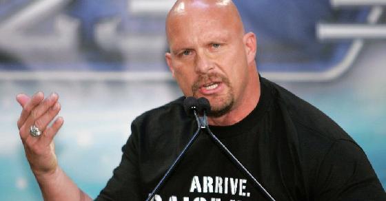 """Stone Cold"" Steve Austin Has A Major Announcement For WWE Fans"