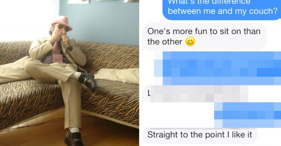 Thirsty Dude Uses Terrible Pick-Up Line That Actually Worked