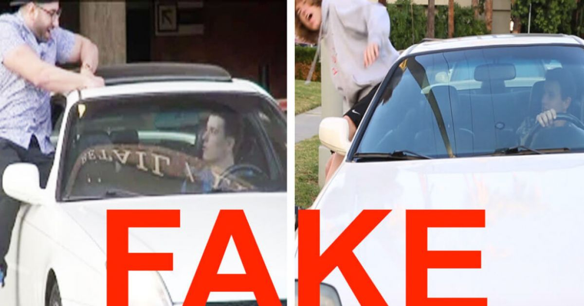 FouseyTUBE Put On Blast For Fake Pranks After Kid Hunts Down An Actor From Popular Video