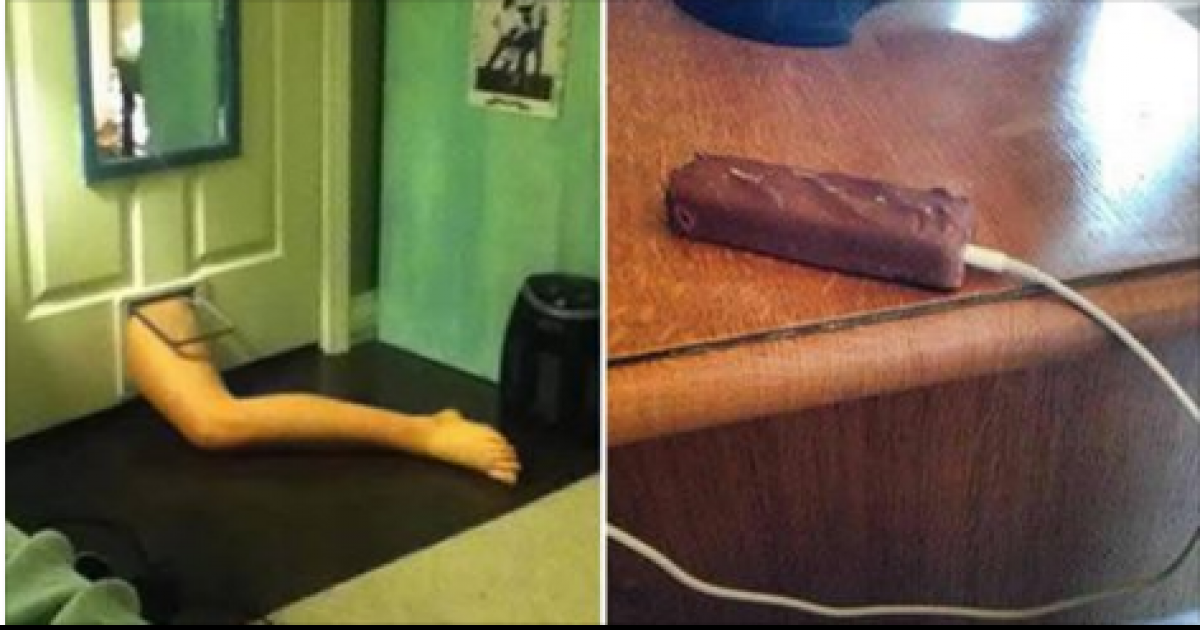 Pictures That Prove Drunk You Is The Absolute Worst... Or The Best?